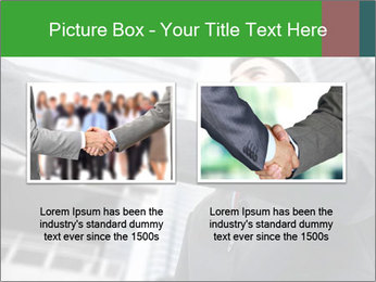 Business Way Of Greeting PowerPoint Template - Slide 18