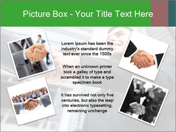 Business Way Of Greeting PowerPoint Template - Slide 24