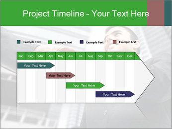 Business Way Of Greeting PowerPoint Template - Slide 25