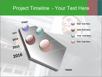 Business Way Of Greeting PowerPoint Template - Slide 26