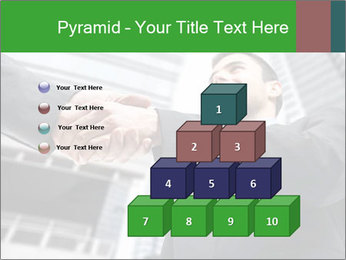 Business Way Of Greeting PowerPoint Template - Slide 31