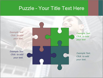 Business Way Of Greeting PowerPoint Template - Slide 43