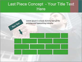 Business Way Of Greeting PowerPoint Template - Slide 46
