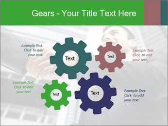 Business Way Of Greeting PowerPoint Template - Slide 47