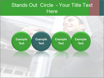Business Way Of Greeting PowerPoint Template - Slide 76