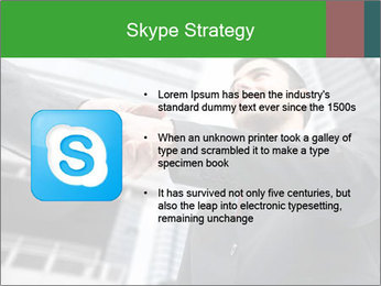 Business Way Of Greeting PowerPoint Template - Slide 8