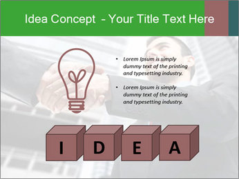 Business Way Of Greeting PowerPoint Template - Slide 80