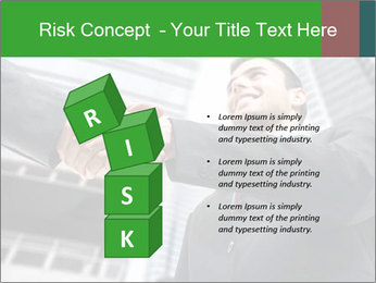 Business Way Of Greeting PowerPoint Template - Slide 81