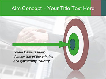 Business Way Of Greeting PowerPoint Template - Slide 83