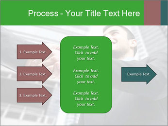 Business Way Of Greeting PowerPoint Template - Slide 85