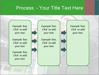 Business Way Of Greeting PowerPoint Template - Slide 86