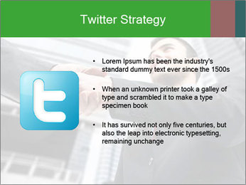 Business Way Of Greeting PowerPoint Template - Slide 9