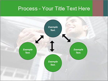 Business Way Of Greeting PowerPoint Template - Slide 91