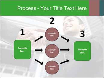 Business Way Of Greeting PowerPoint Template - Slide 92