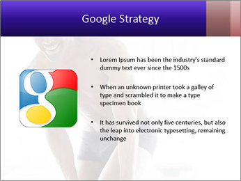Hot African Man PowerPoint Template - Slide 10