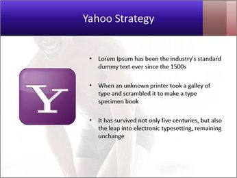 Hot African Man PowerPoint Template - Slide 11