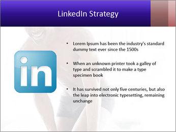 Hot African Man PowerPoint Template - Slide 12