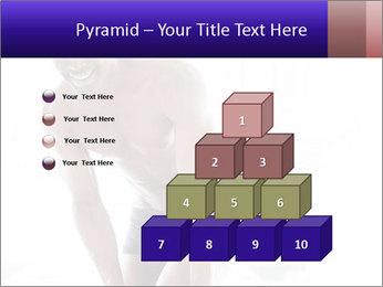 Hot African Man PowerPoint Templates - Slide 31