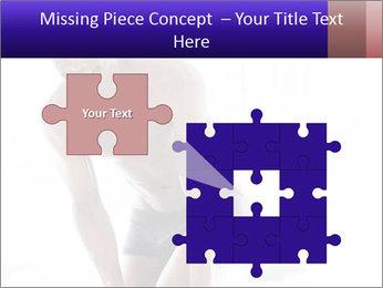 Hot African Man PowerPoint Template - Slide 45