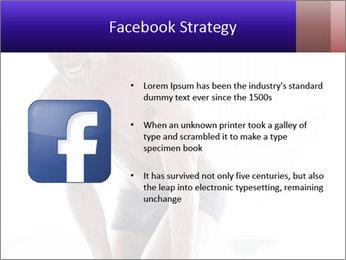 Hot African Man PowerPoint Templates - Slide 6