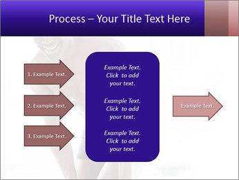 Hot African Man PowerPoint Template - Slide 85