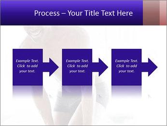 Hot African Man PowerPoint Templates - Slide 88