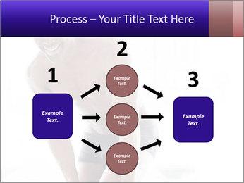 Hot African Man PowerPoint Templates - Slide 92