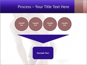 Hot African Man PowerPoint Templates - Slide 93