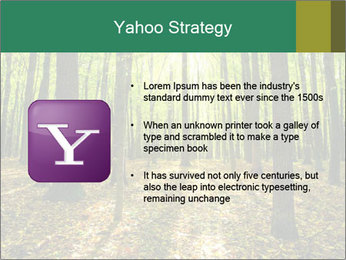 Green Forest PowerPoint Templates - Slide 11