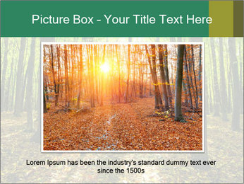 Green Forest PowerPoint Templates - Slide 15