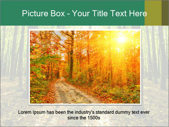 Green Forest PowerPoint Templates - Slide 16