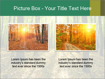Green Forest PowerPoint Templates - Slide 18