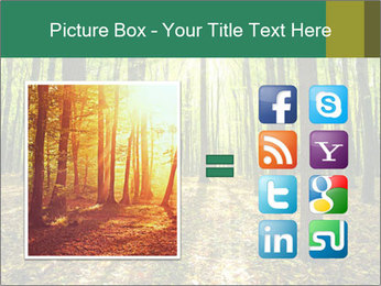 Green Forest PowerPoint Templates - Slide 21