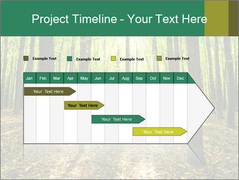 Green Forest PowerPoint Templates - Slide 25