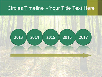 Green Forest PowerPoint Templates - Slide 29