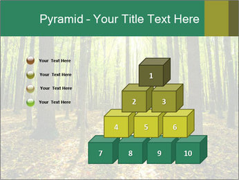 Green Forest PowerPoint Templates - Slide 31