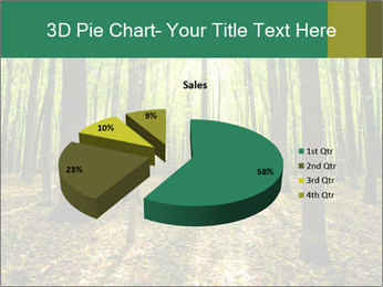 Green Forest PowerPoint Templates - Slide 35