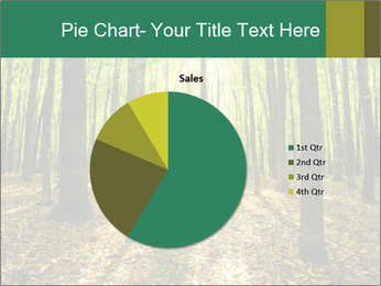 Green Forest PowerPoint Templates - Slide 36
