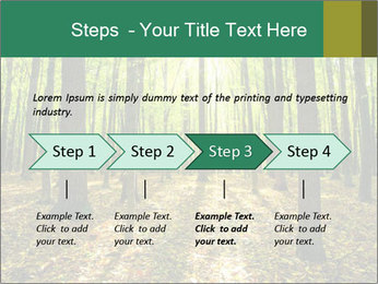 Green Forest PowerPoint Templates - Slide 4