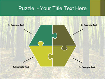 Green Forest PowerPoint Templates - Slide 40