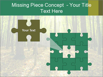 Green Forest PowerPoint Templates - Slide 45