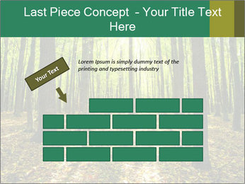 Green Forest PowerPoint Templates - Slide 46