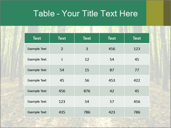 Green Forest PowerPoint Templates - Slide 55