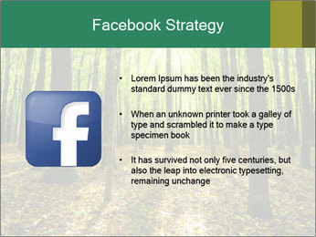 Green Forest PowerPoint Templates - Slide 6