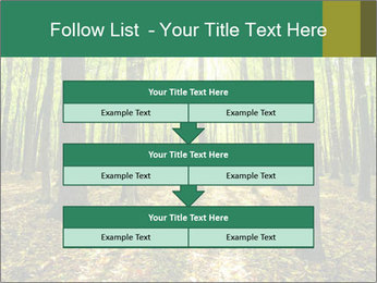 Green Forest PowerPoint Templates - Slide 60