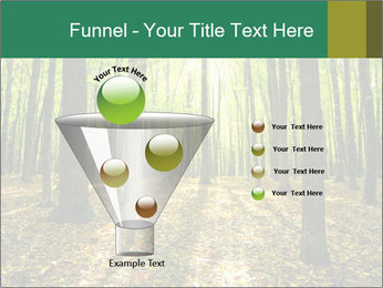 Green Forest PowerPoint Templates - Slide 63