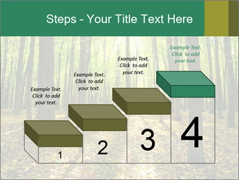 Green Forest PowerPoint Templates - Slide 64