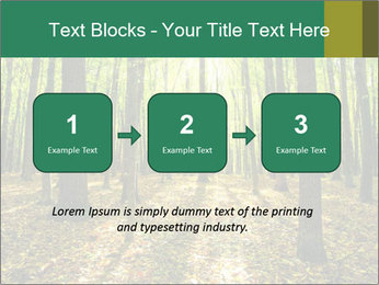 Green Forest PowerPoint Templates - Slide 71