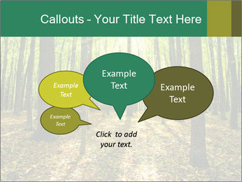 Green Forest PowerPoint Templates - Slide 73
