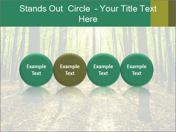 Green Forest PowerPoint Templates - Slide 76